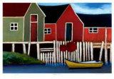 South Shore Reproduction pour collectionneurs par Carol Ann Shelton
