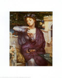 Libra and Her Sparrow  1907
