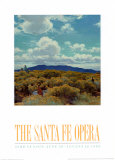 Through the Chamisa  Santa Fe Opera  1989