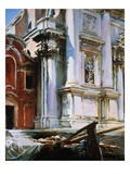 Church of St Stae  Venice