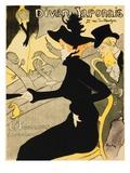 Divan Japonais Giclée par Henri De Toulouse-Lautrec