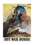 Affiche Acheter des bons de guerre Giclée