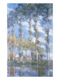 Poplars (1881)
