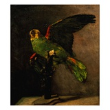 The Green Parakeet
