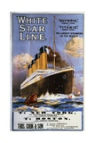 Titanic  Olympic  White Star Line