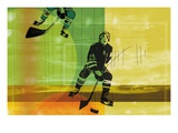 Colorful hockey