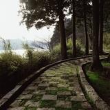 A Stone Footpath