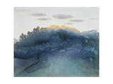 Clouds at Dusk Giclée par Yunlan He