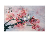 Spring Full of Fragrance Giclée par Haizann Chen