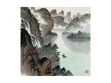 Poetic Li River No 14
