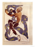 L'Apres Midi d'Un Faune  Costume Design for Nijinsky (1890-1950)