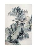 Serial Peaks of Mt Huang