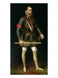 Philip II (1527-98) of Spain