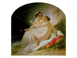 The Bathers  1830