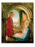 Annunciation  1859