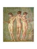 Three Graces  from Pompeii