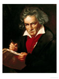 Ludwig Van Beethoven (1770-1827) Composing His &quot;Missa Solemnis&quot;