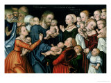 Suffer the Little Children to Come Unto Me  1538