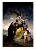 The Witches&#39; Sabbath