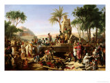 Troops Halted on the Banks of the Nile  2nd February 1799  1812