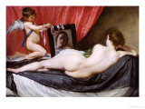 The Rokeby Venus  circa 1648-51