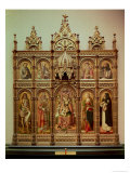 The Demidoff Altarpiece  1476