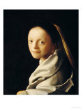 Portrait of a Young Woman  circa 1663-65