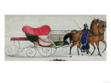 Horse Drawn Sleigh