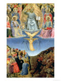 The Last Judgement  Central Panel from a Triptych