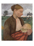 Mother and Child  1903