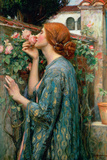 The Soul of the Rose  1908 (Oil on Canvas)