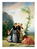 The Florists or Spring  1786
