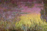 Waterlilies at Sunset, 1915-26 Giclée par Claude Monet