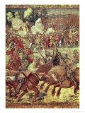 The Battle of Pavia  24 February 1525