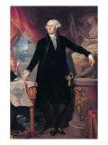Portrait of George Washington (1732-99) 1796
