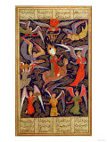 The Ascension of the Prophet Mohammed  Persian