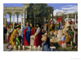 The Marriage at Cana  1819