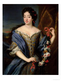 Portrait of Anne De Baviere (1648-1723)
