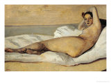 The Roman Odalisque (Marietta) 1843