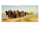 The Boatmen on the Volga  1870-73