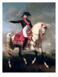 Equestrian Portrait of Napoleon I (1769-1821) 1810