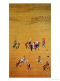 Kublai Khan (1214-94) Hunting  Yuan Dynasty