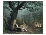 "The Sacred Grove of the Druids  from the Opera ""Norma"" by Vincenzo Bellini (1802-35)"