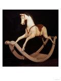 Rocking Horse  English  1840