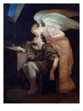 The Dream of the Poet Or  the Kiss of the Muse  1859-60