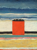 Red House, 1932 Giclée par Kasimir Malevich