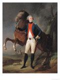Gilbert Motier (1757-1834) Marquis De La Fayette  1788