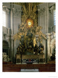 The Chair of St Peter  1665