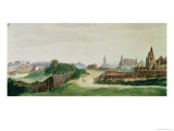 View of Nuremberg  1496-97