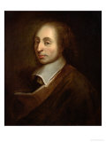 Blaise Pascal (1623-62) circa 1691